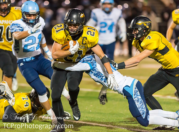 2015-11-13:  Class 5A Playoffs Round 2.  Ralston Valley at Arapahoe.