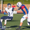 2016-11-26:  Class 5A Playoffs:  Valor Christian at Cherokee Trail