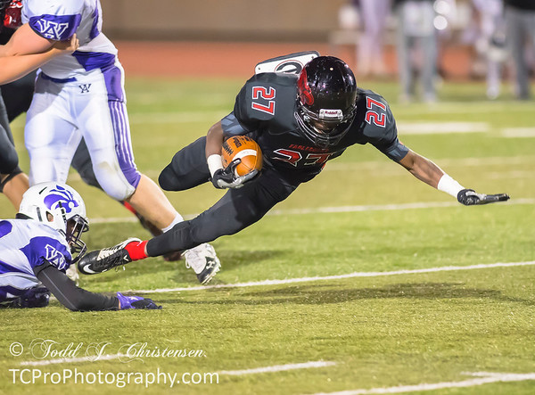 2016-11-03:  Class 5A Arvada West at Eaglecrest