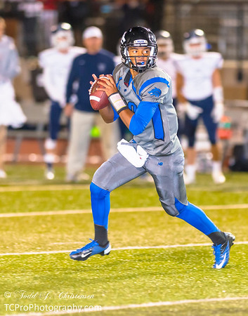 2014-10-24:  Class 5A Valor Christian at Grand View.