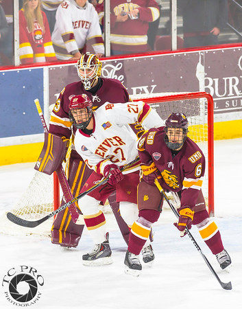 2014 - 2015 University of Minnesota at Duluth @ University of Denver