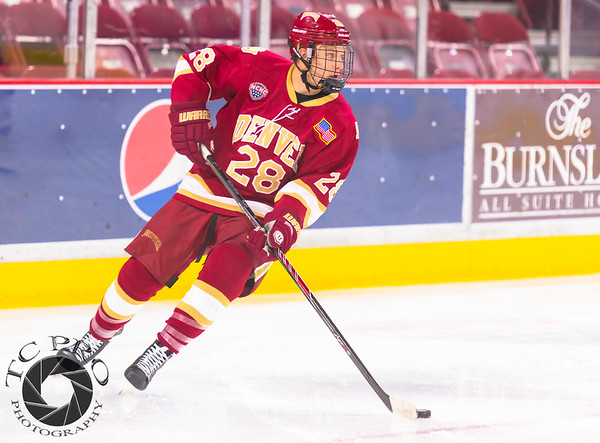 #28, Adam Plant, Defenseman, FR, Penticton, British Columbia
