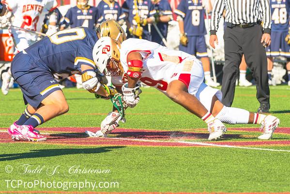 2015-03-07:  NCAA DI University of Notre Dame at University of Denver