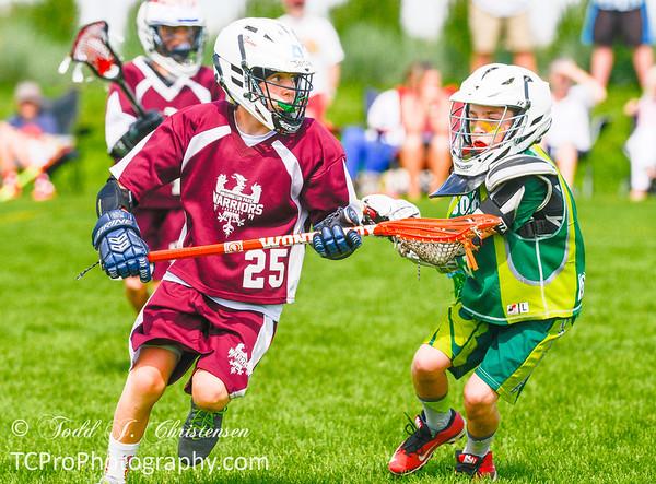 2015-06-13 (SAT) - Washington Park Warriors U10 vs Boulder Select U10
