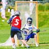 2016-06-18 SAT - 01 - Field 19 - 0900 - 2023 - LC Dallas vs 3D CO 2023.  3d CO Lacrosse won the game 13 - 4.