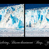 Hubbard Glacier Calving Sequence with Title