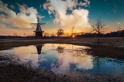 Windmill Island, Michigan