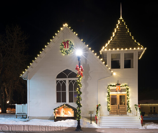 Ruth Memorial Chapel, Parker, CO
