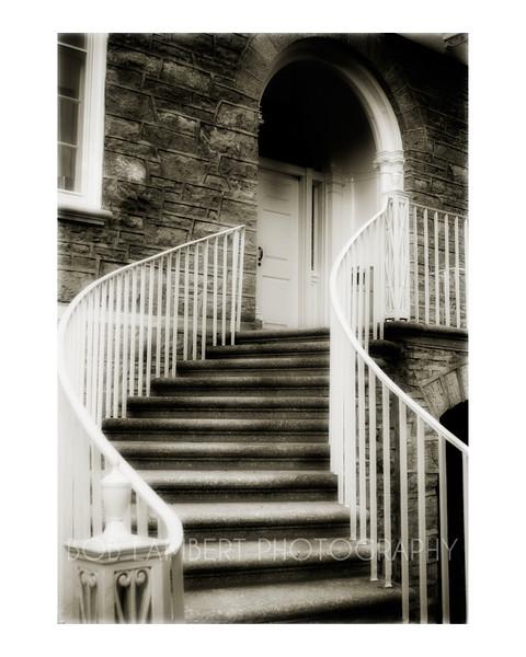 Stairway, Old Main