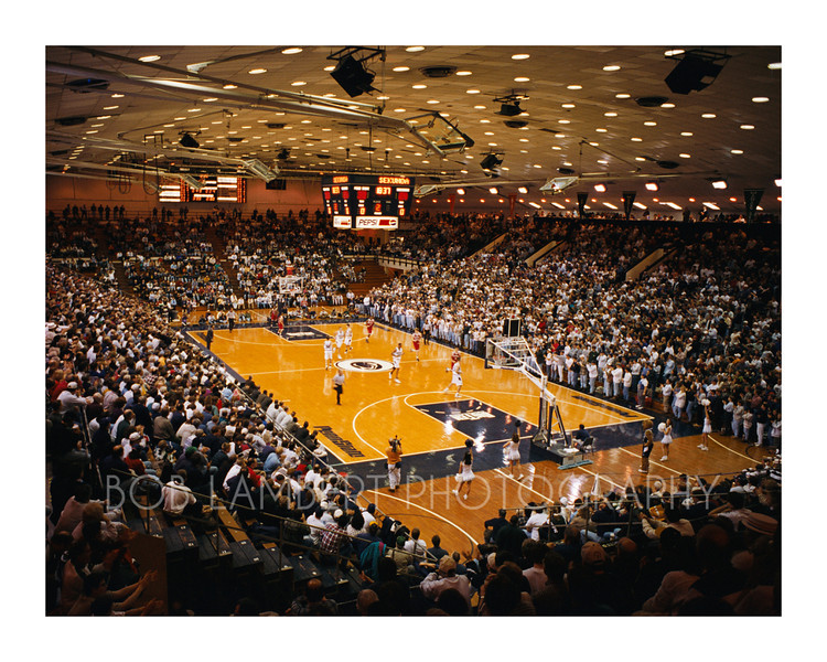 Rec Hall, The Last Game