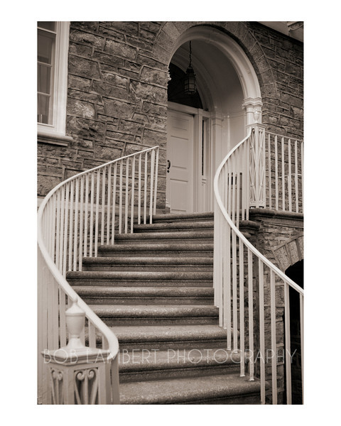 Stairway, Old Main