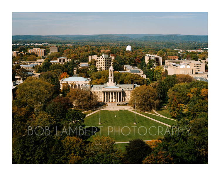 Old Main, October