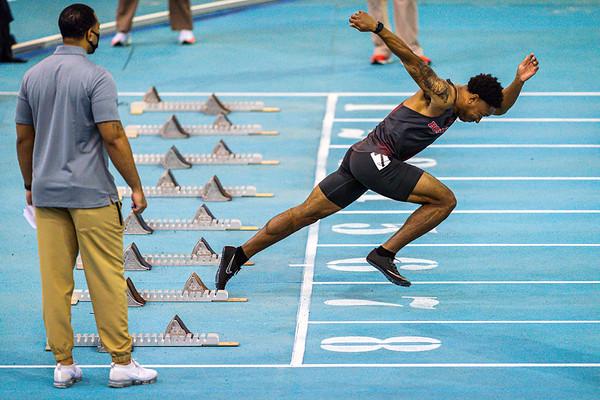 NCAA Track & Field | UH H-Town SpeedCity Series II