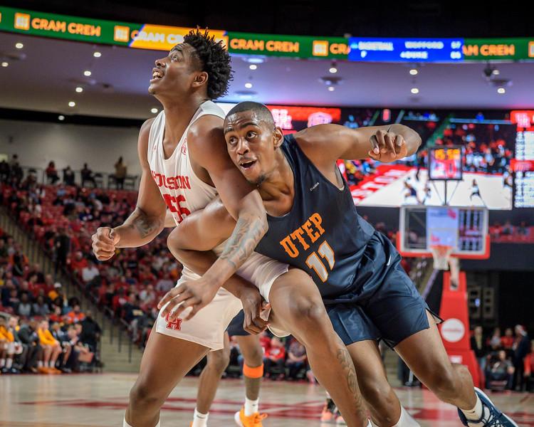 NCAA MBB 2019: Houston Cougars 77:57 UTEP Miners