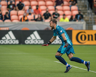 MLS 2021: Houston Dynamo FC 0:0 Los Angeles FC