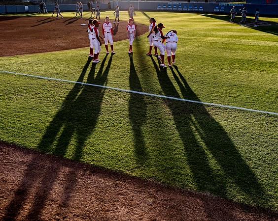 NCAA Softball 2021: Texas Longhorns 9:0 Houston Cougars