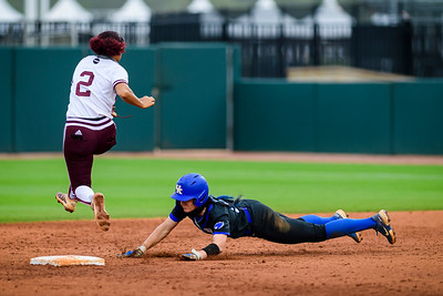 NCAA Softball 2021: Kentucky Wildcats 5:1 Texas A&M Aggies