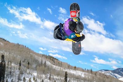 Snowboarding 2020: Burton US Open Men's Halfpipe Semi-Finals