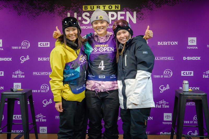 2020 Burton US Open - Vail, Colorado