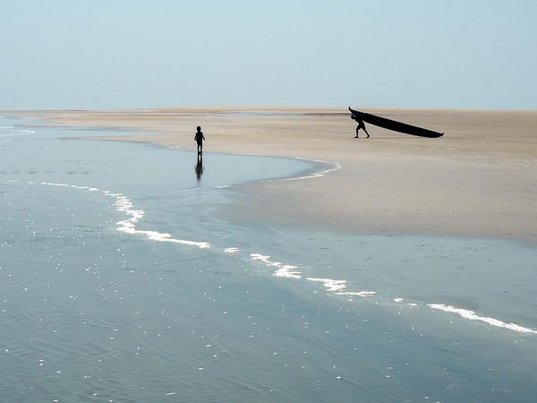 L'homme et la mer
