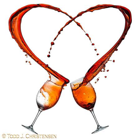 Celebriamo L'Amore Con il Vino