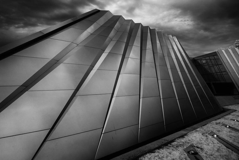 Eli Broad Art Museum,  East Lansing, MI