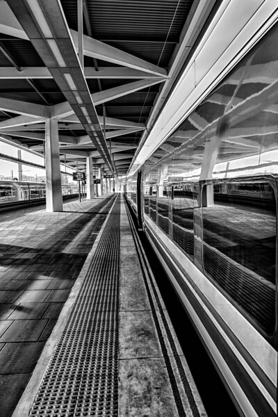Train Station; Valencia, Spain
