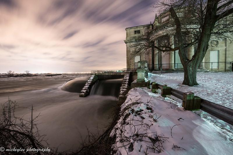 Old Water Treatment Plant; Niagara Falls, Canada