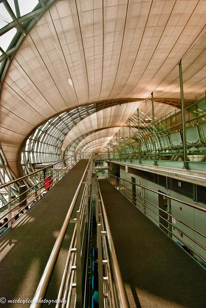 Airport; Bangkok, Thailand
