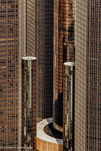 Ren Center; Detroit, MI
