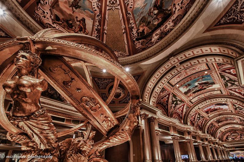 Venetian Lobby; Las Vegas, NV