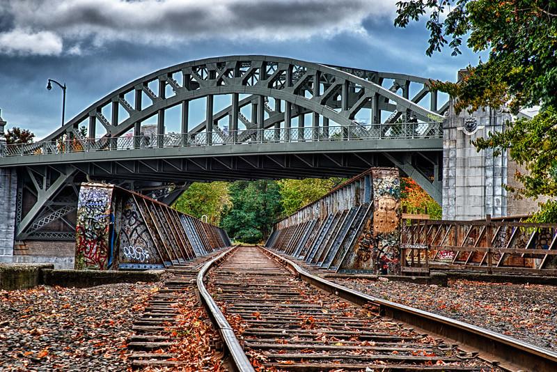 BU Bridge, Cambridge, MA