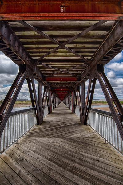 Pedestrian Bridge Tulsa, OK