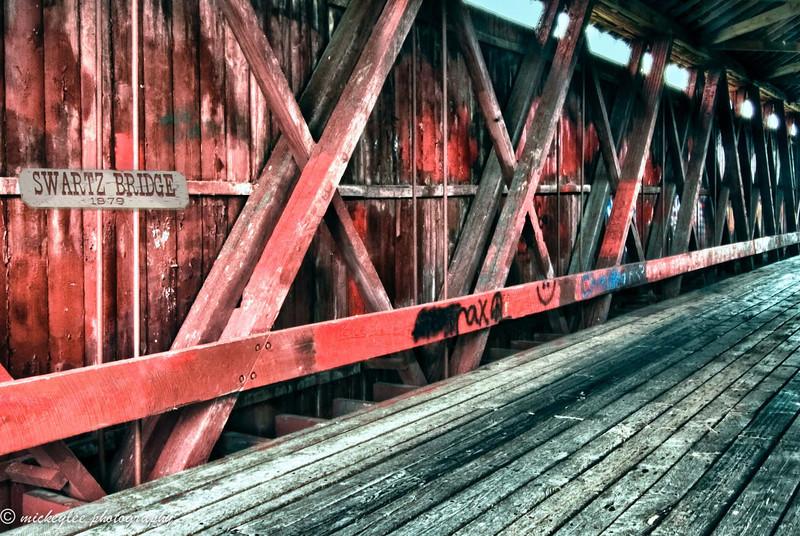 Swartz Bridge, Ohio