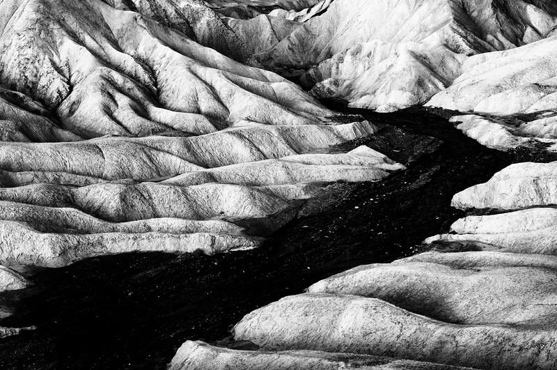 River of Sludge, Death Valley