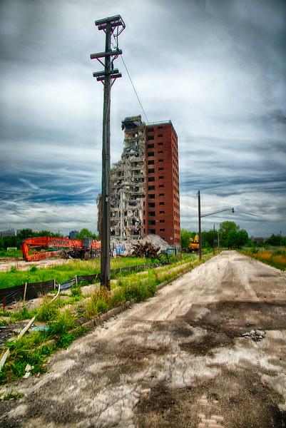 Brewster-Douglass  Demolition