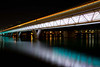 Light Rail Bridge,  Tempe AZ