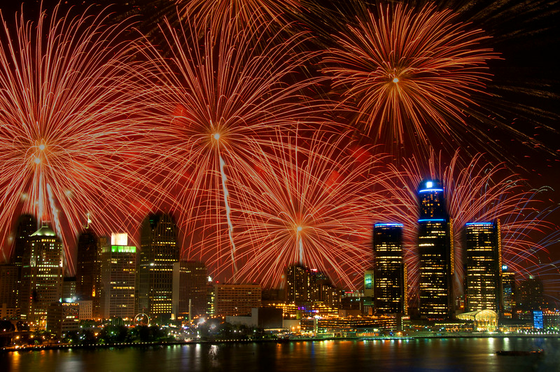 Detroit International Day