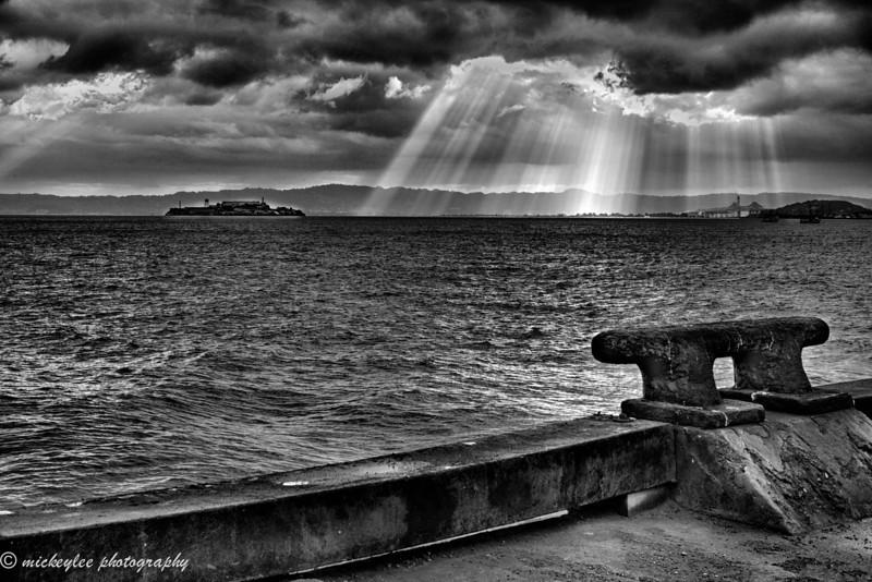 Alcatraz San Francisco, CA