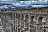 Roman Aquaduct  Segovia, Spain