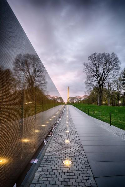 Vietnam War Memorial DC