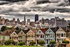 Painted Ladies  San Francisco, CA