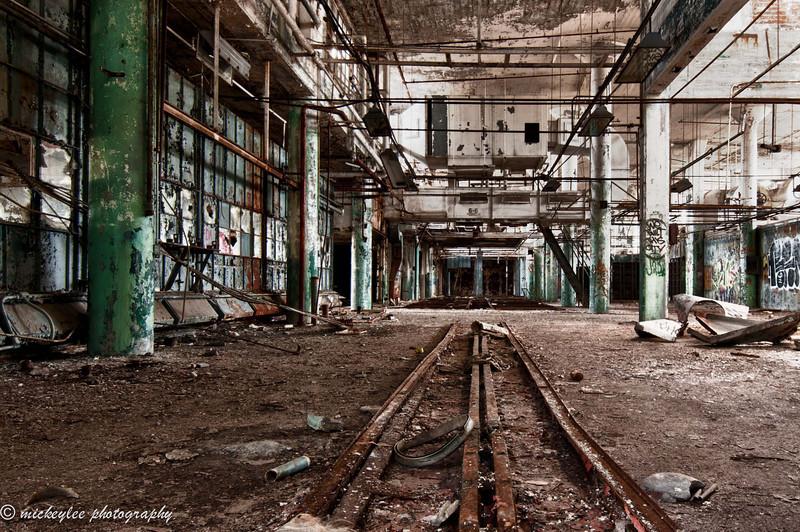Packard Factory Detroit MI