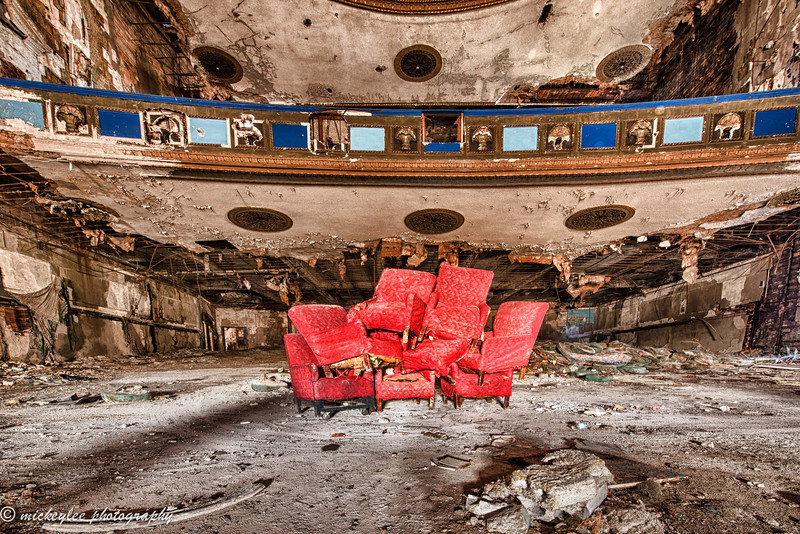 Eastland Theater Detroit MI