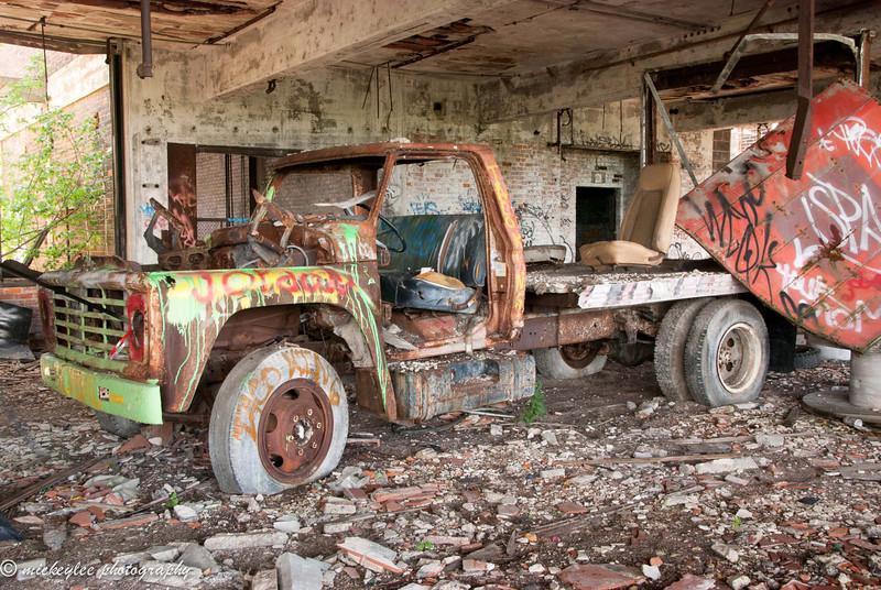 Packhard Factory  Detroit, MI