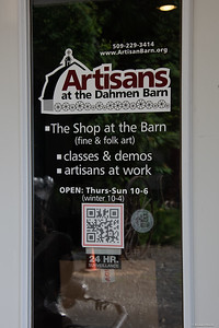 Artisans at the Dahmen Barn