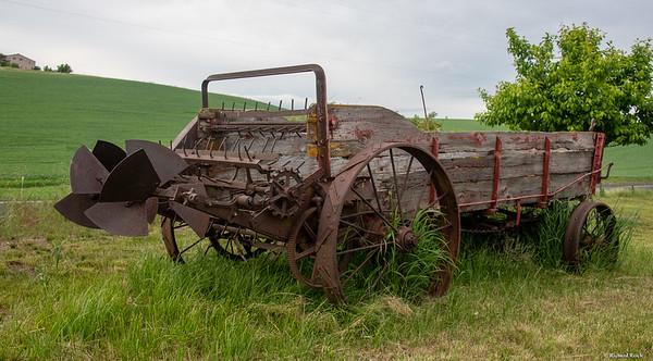 Farm machinery--2
