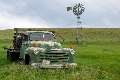 Cars, Trucks & Farm Machinery-