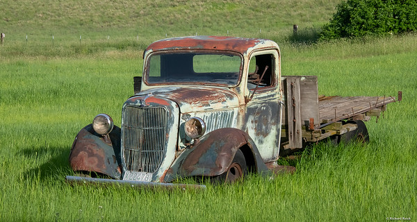Cars, Trucks & Farm Machinery--4