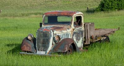 Cars, Trucks & Farm Machinery--4